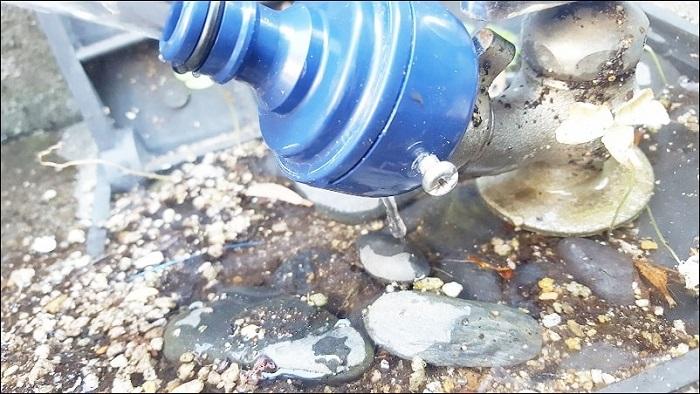 タカギ ホースリール【RC220TNB】散水栓はめ込み
