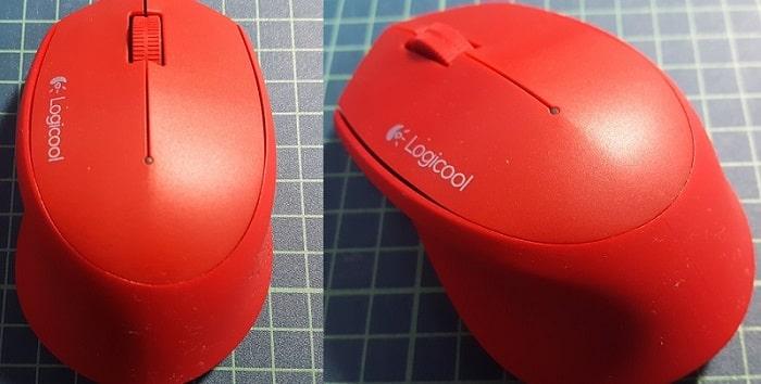 ロジクールワイヤレスマウスM280