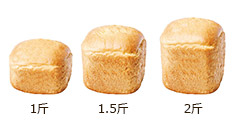 シロカ 全自動ホームベーカリー『SHB-722』1斤・1.5斤・2斤の食パンが焼ける
