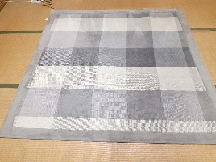 日立 2畳 ホットカーペット【HHLU-S2020】6畳部屋にピッタリのサイズ